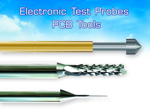 Electronic Test Probes  PCB Tools
