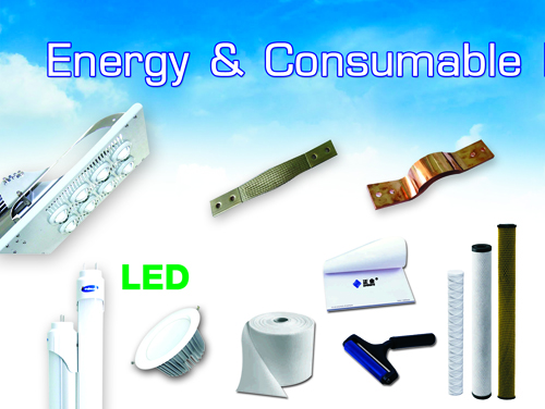 Energy  Consumable Materials